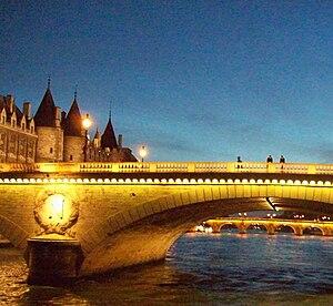 Pont au Change - Pont au Change - 2008
