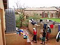 VIP and bathrooms in a school in Natete, Kampala (4332278492).jpg