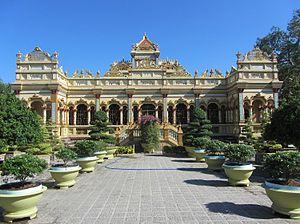 Vĩnh Tràng Temple - Vĩnh Tràng Pagoda