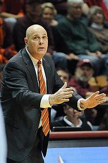 Seth Greenberg American basketball coach