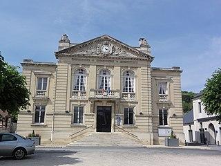 Vailly-sur-Aisne Commune in Hauts-de-France, France