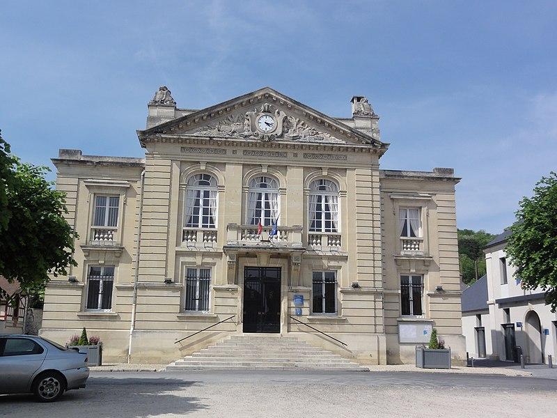 Vailly-sur-Aisne (Aisne) mairie