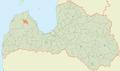 Valdgales pagasts LocMap.png