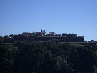 Valença, Portugal - The fortress
