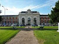 Valladolid - Campo Grande station.JPG