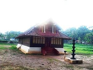 Valliyoorkkavu - Image: Valliyoorkkavu temple