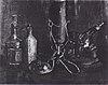 Van Gogh - Stillleben mit Flaschen, Vase und Muschel.jpeg