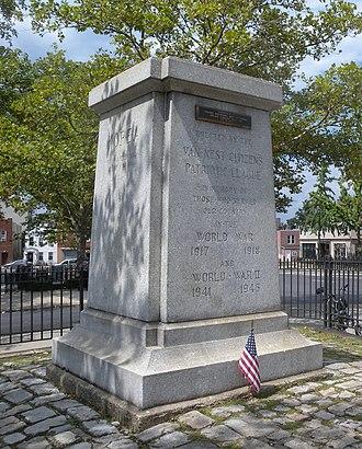 Van Nest, Bronx - Memorial Square