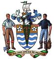 Wappen von Vancouver