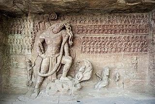 Udayagiri Caves Early 5th century Hindu cave temples in Madhya Pradesh