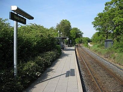 Sådan kommer du til Varde Nord med offentlig transport – Om stedet