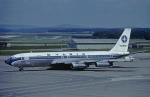Varig Boeing 707-320C PP-VJH ZRH Jul 1981.png