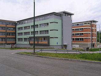 University of Žilina - Image: Veľký diel P5262090