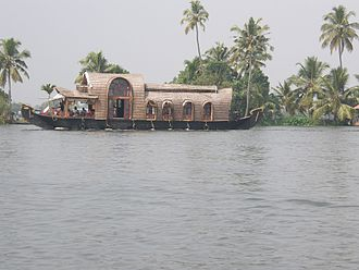 Vembanad - House Boat in Vembanadu Lake