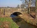 Venmore Bridge, Stretford Brook - geograph.org.uk - 702004.jpg