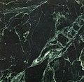 Verde Mare Marble (Malenco Serpentinite, Oligocene to Miocene metamorphism of Permian peridotite; Val Malenco, Raethian Alps, Italy) (14618698680).jpg