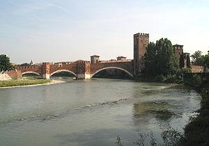 Castelvecchio Bridge - Castel Vecchio Bridge.