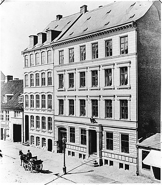 Vesterbro Pharmacy - The new building photographed by Frederik Riise