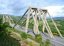 Viadotto Carpineto, Raccordo autostradale 5-Basilicata