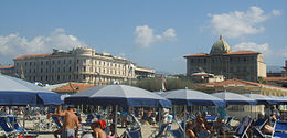 Viareggio, Versilia