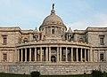 Victoria Memorial, Kolkata - West facade 01.jpg