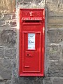Victorian postbox at the George Hotel, Chollerford - geograph.org.uk - 1066959.jpg