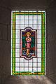 Vidreira da igrexa de Santa María da Guarda. Galiza G02.jpg