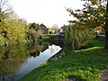 View along the Royal Military Canal - geograph.org.uk - 1585065.jpg