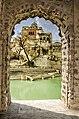 View of Satghara Temple (Katas Raj Temple).jpg