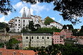 View towards the Sintra National Palace.jpg