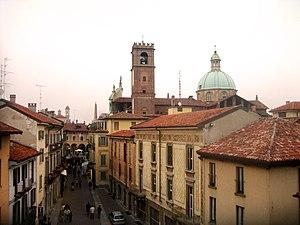 Vigevano - Image: Vigevano street 01