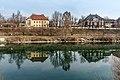 Villach Innenstadt Draupromenade 16 Geburtshaus Ludwig Willroider und 18 23032015 1095.jpg
