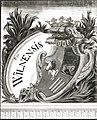 Vilnia, Pahonia. Вільня, Пагоня (1720) (2).jpg