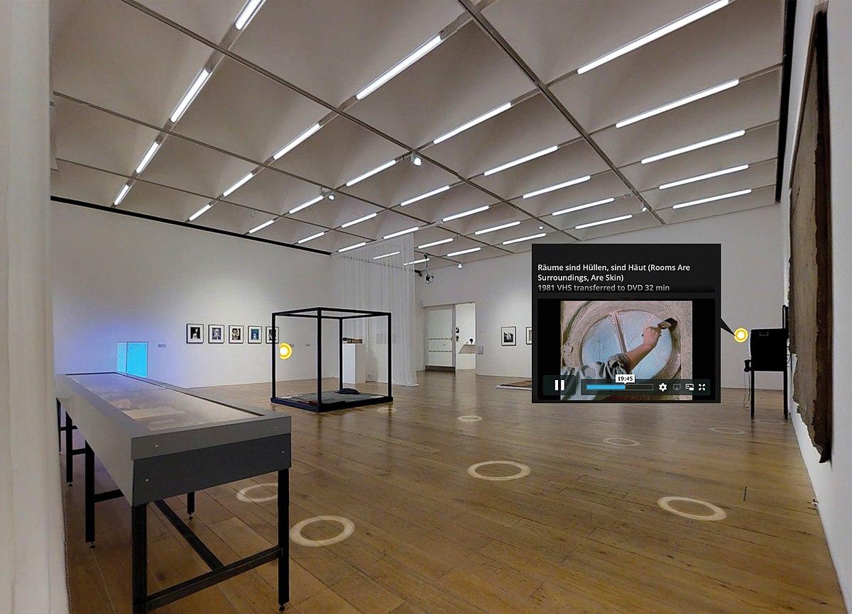 Thomas Exhibition Design - MGNSW