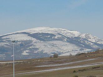 Gorbea - Mount Gorbea