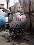 Volga (high-altitude balloon) at Central Air Force Museum pic1.JPG