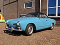 Volkswagen Karmann GHIA 1500 (1968), Dutch licence registration DE-26-36 pic2.JPG