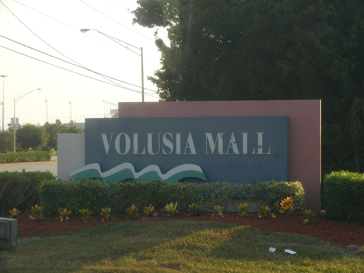 Volusia Mall Food Court