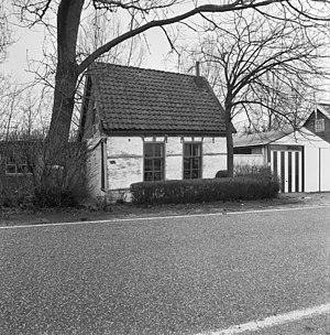 Burgerveen - Image: Voorgevel Burgerveen 20045937 RCE