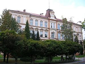 Vratislavice nad Nisou - School in Vratislavice nad Nisou