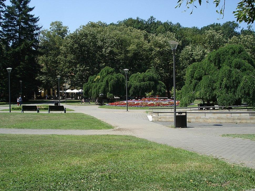 Vrnjačka Banja, centar 004