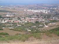 Vue Générale sur Taher et le Village de Dekkara (Algérie).JPG