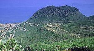 Methana - Methana Volcano