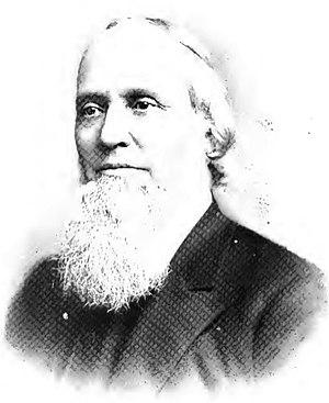 William Passavant - Rev. William A. Passavant