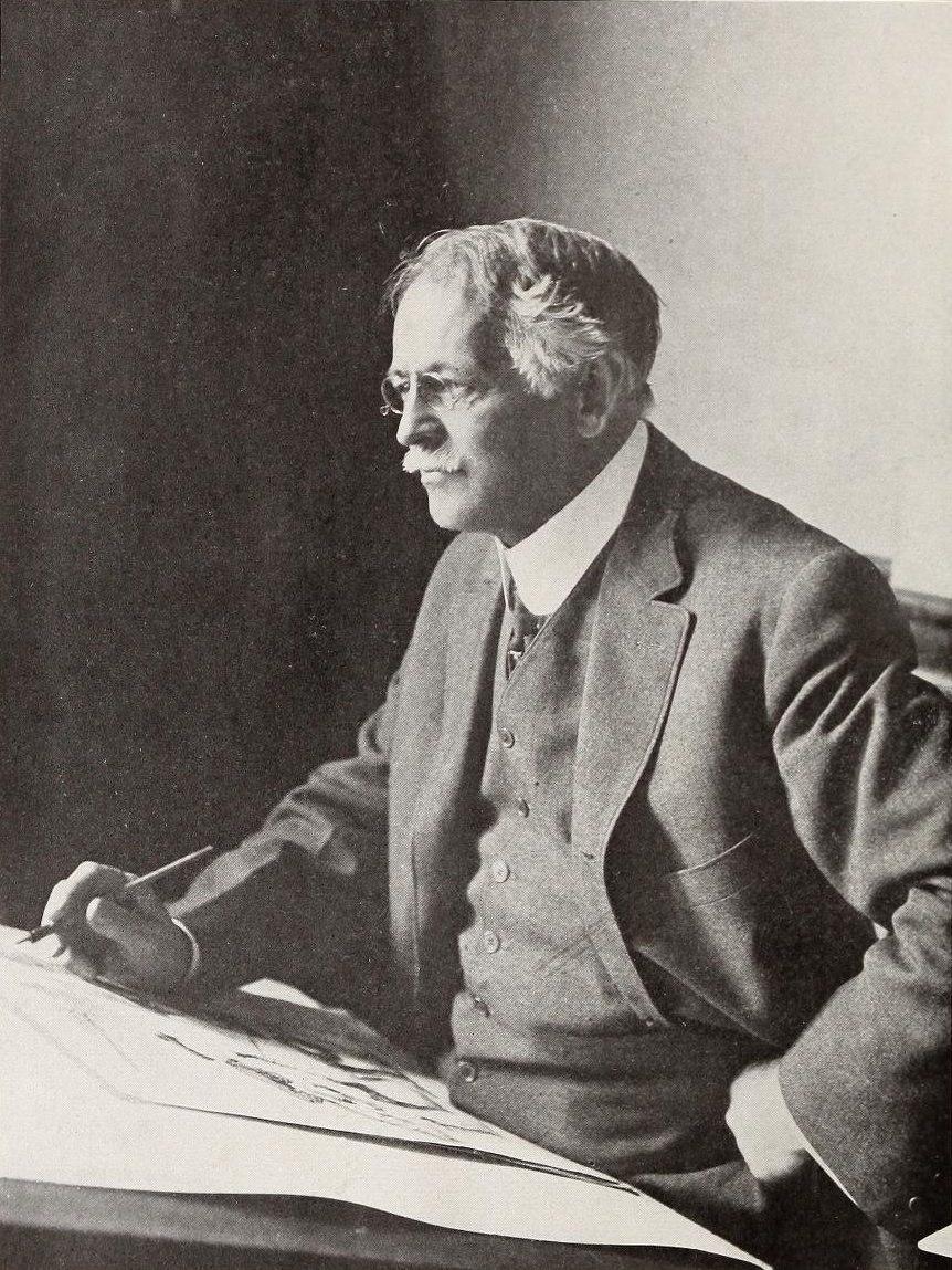 W. A. Rogers portrait