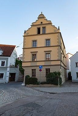 Wagnerwirtsgasse in Ingolstadt