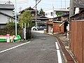 Wakare Michi, Haeyama Okehazama Arimatsu-cho Midori Ward Nagoya 2012.JPG