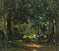 Waldlichtung mit Figuren, um 1900.jpg
