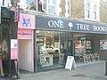 Walk2dance and The One Tree Bookshop - geograph.org.uk - 834681.jpg