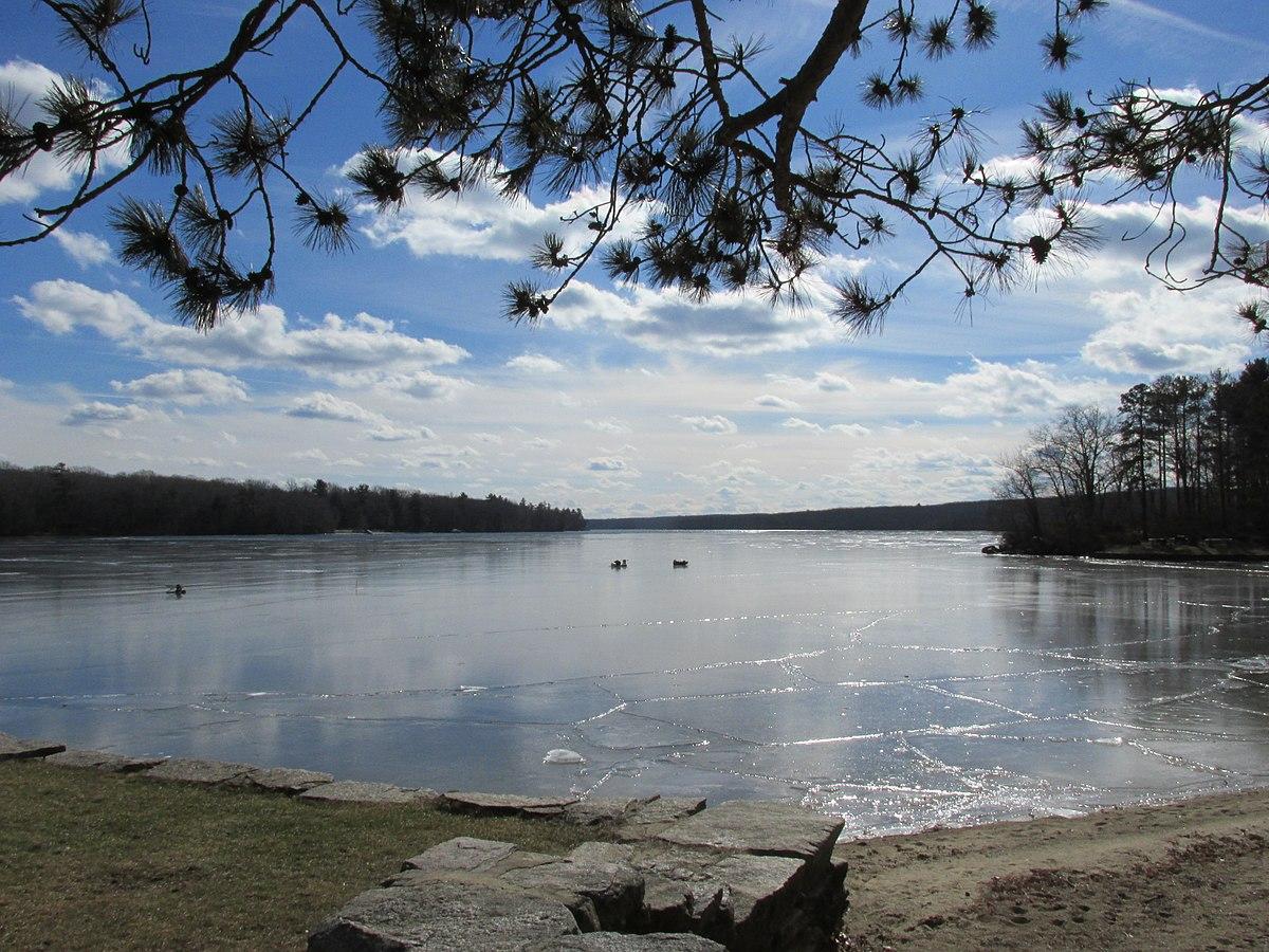 Wallum lake wikipedia for Douglas lake fishing